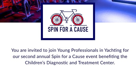 Young Professionals in Yachting Spin for a Cause 2020 tickets