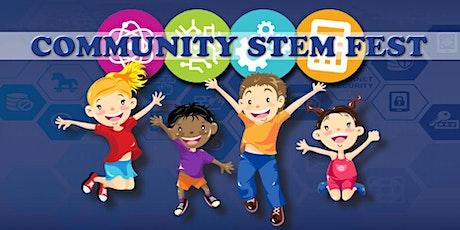 Free Community STEM Fest tickets