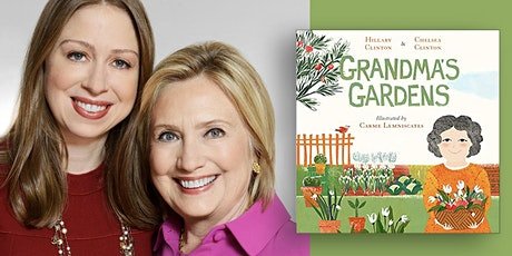 Meet & Greet with HILLARY & CHELSEA CLINTON tickets