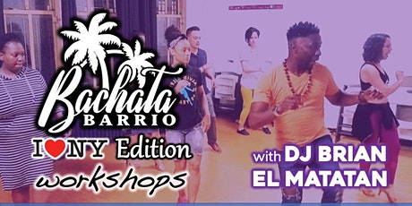 SWAGCHATA: Dynamics and Footwork with Brian el Matatan tickets