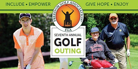 Freedom Golf Association Seventh Annual Golf Outing tickets