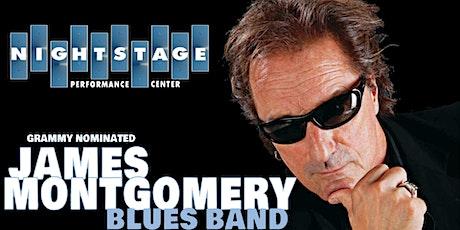 James Montgomery tickets