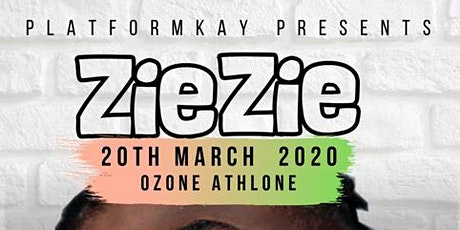 ZieZie live in athlone tickets