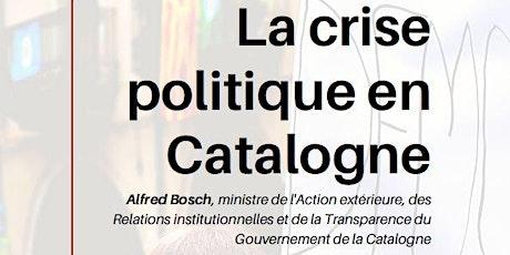 La crise politique en Catalogne billets