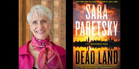 """""""Dead Land"""" Book Launch & Lunch with Sara Paretsky tickets"""