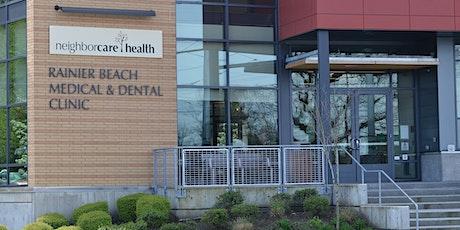 Neighborcare Health Clinical Job Fair at Rainier Beach tickets