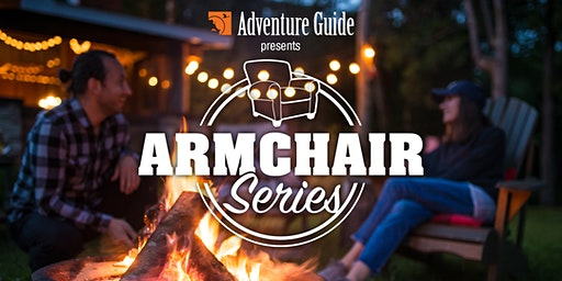 Armchair Series Presentation: Extended Trek Planning with Bruce