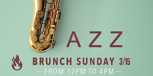 OUR FIRST JAZZ SUNDAY BRUNCH PARTY!