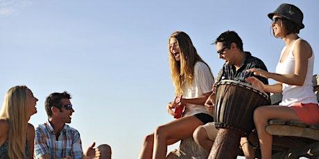 Hora Social | Social Hour | Florida Blue FTL tickets