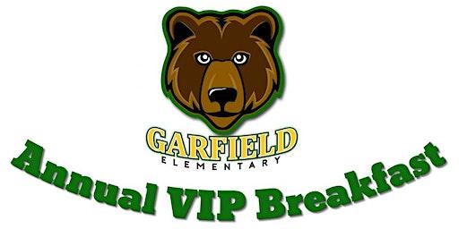 Garfield VIP Breakfast