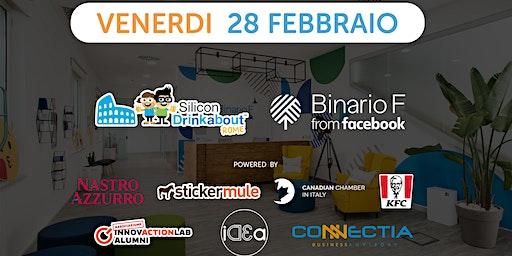 #34 Silicon Drinkabout Rome - 28 Febbraio
