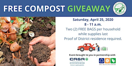 Free Compost Giveaway - Proof of District Residence Required tickets