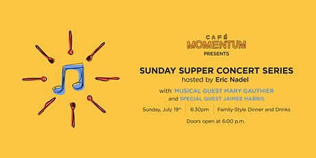 Sunday Supper Concert Series with Mary Gauthier and Jaimee Harris tickets