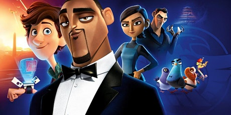 Spies In Disguise - Movie Night tickets
