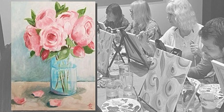 Ocean5 Paint and Sip Night - new date April tickets