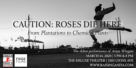 Caution: Roses Die Here tickets