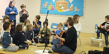 Family Songwriting Workshop with Craig Cardiff tickets