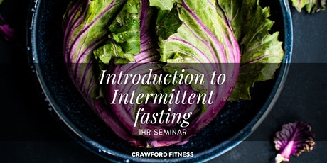 Learn to Intermittent Fast tickets