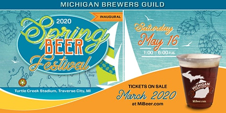 MI Brewers Guild Spring Beer Festival tickets
