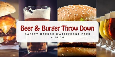 6th Annual Beer & Burger Throw Down - Queen Tribute tickets