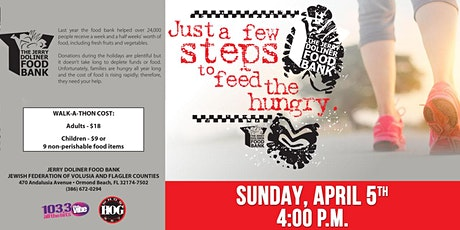 Jerry Doliner Food Bank Walk-A-Thon tickets