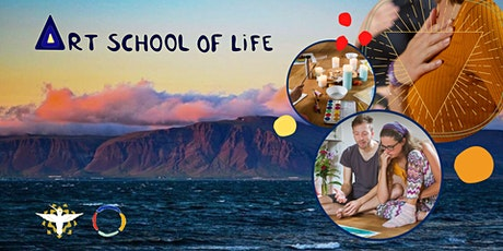 Art School of Life, Iceland Edition POSTPONED until further notice tickets