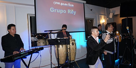 Salsa Thursday Long Weekend Party!  Live Latin Music, Dinner and Dancing tickets