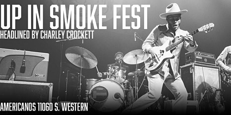 2nd Annual UP IN SMOKE Music Festival tickets