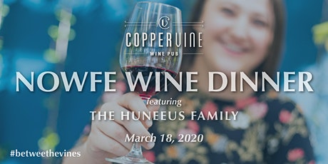 Copper Vine Dinner Series : New Orleans Wine and Food Experience tickets