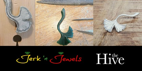 Jerk 'n Jewels Wax Carving Design Workshop tickets