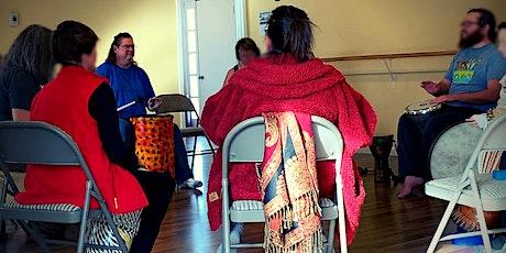Community Drum Circle at Fredericksburg House of Yoga May tickets