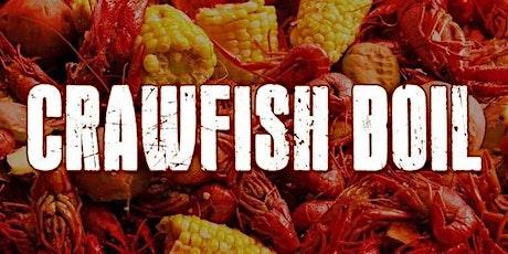 "KC Cajun ""The Big Easy"" Crawfish Boil ! tickets"