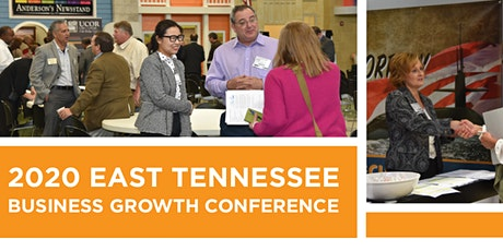 East Tennessee Small Business Growth Conference - 2020 tickets