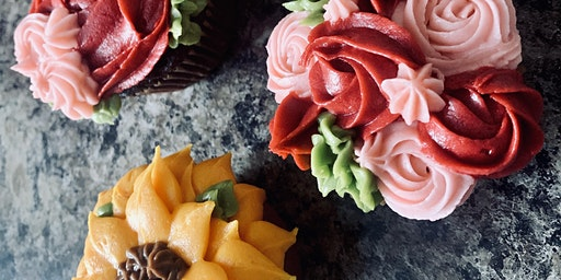 Mother's Day Garden Party Cupcake Workshop