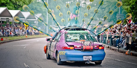 CANCELED: Reserved Grandstand Seating at The 33rd Annual Houston Art Car Parade tickets