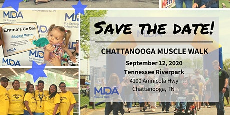 MDA Muscle Walk of Chattanooga tickets