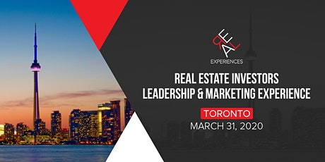 Real Estate Investors Leadership & Marketing Experience tickets