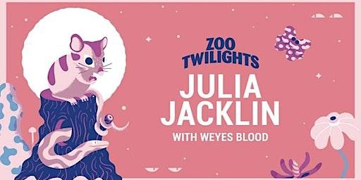 Julia Jacklin at Zoo Twilights
