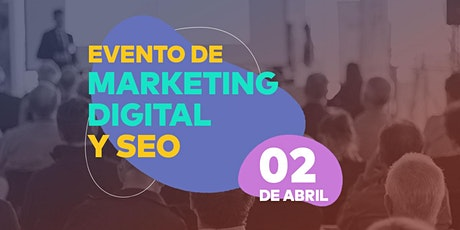 SEODAY PERÚ | Congreso  de Marketing Digital y SEO boletos
