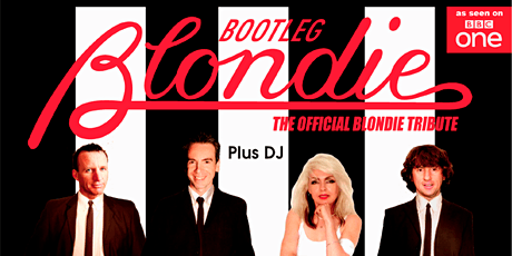 BOOTLEG BLONDIE tickets