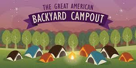 10th Anniversary -2020 Great American Campout( VIRTUAL) tickets