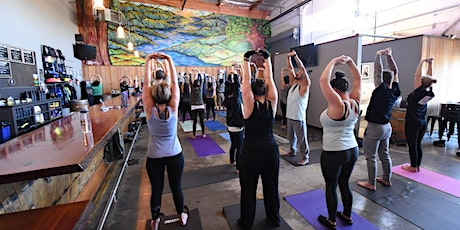 Cooperage Brewing Yoga & Beer tickets