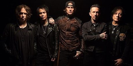 Buckcherry with guests tickets