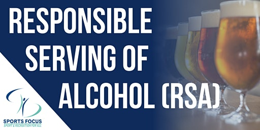 Responsible Serving of Alcohol (RSA) Course