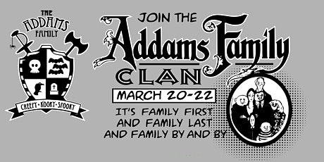 The Addams Family Musical--Sunday tickets
