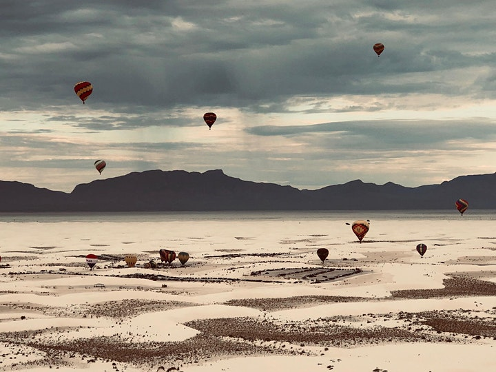White Sands Balloon and Music Festival 2021 image