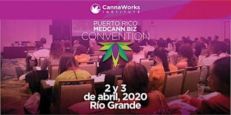 RESERVA MASTER SERIES | Cannabis Training Camp at Puerto Rico MedCann.Biz Convention tickets