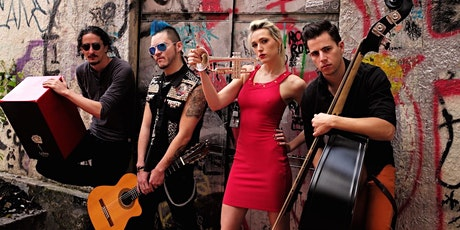 Jenny and the Mexicats tickets