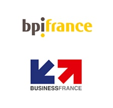 Business France & Bpifrance logo