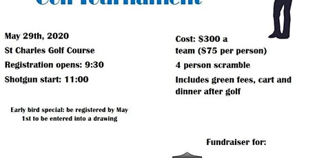 Holes for the House Golf Tournament tickets